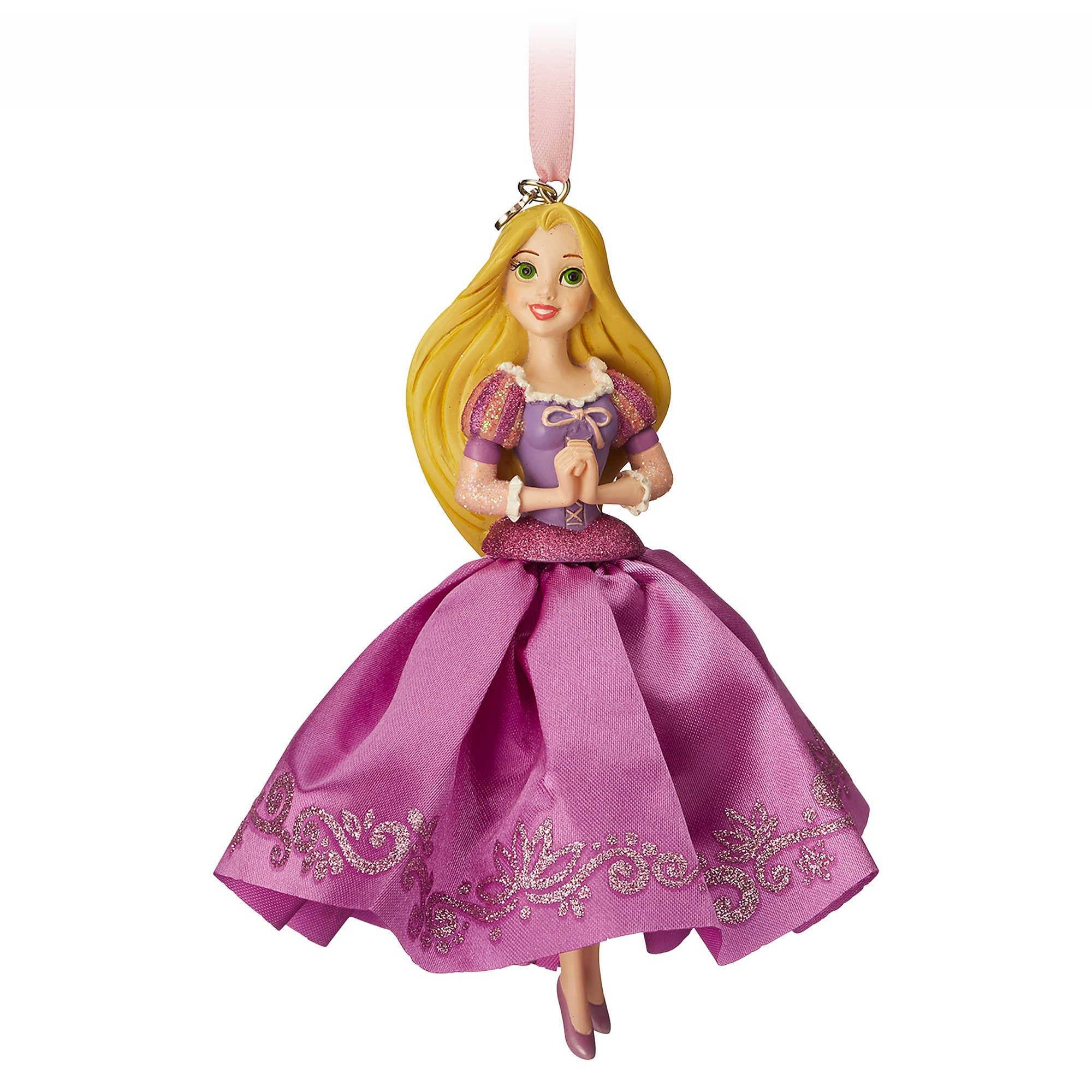 Rapunzel Sketchbook Ornament - Tangled