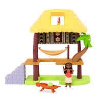 Image of Disney Moana Island Fale Playset # 1