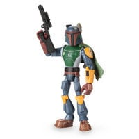 Image of Boba Fett Action Figure - Star Wars Toybox # 1
