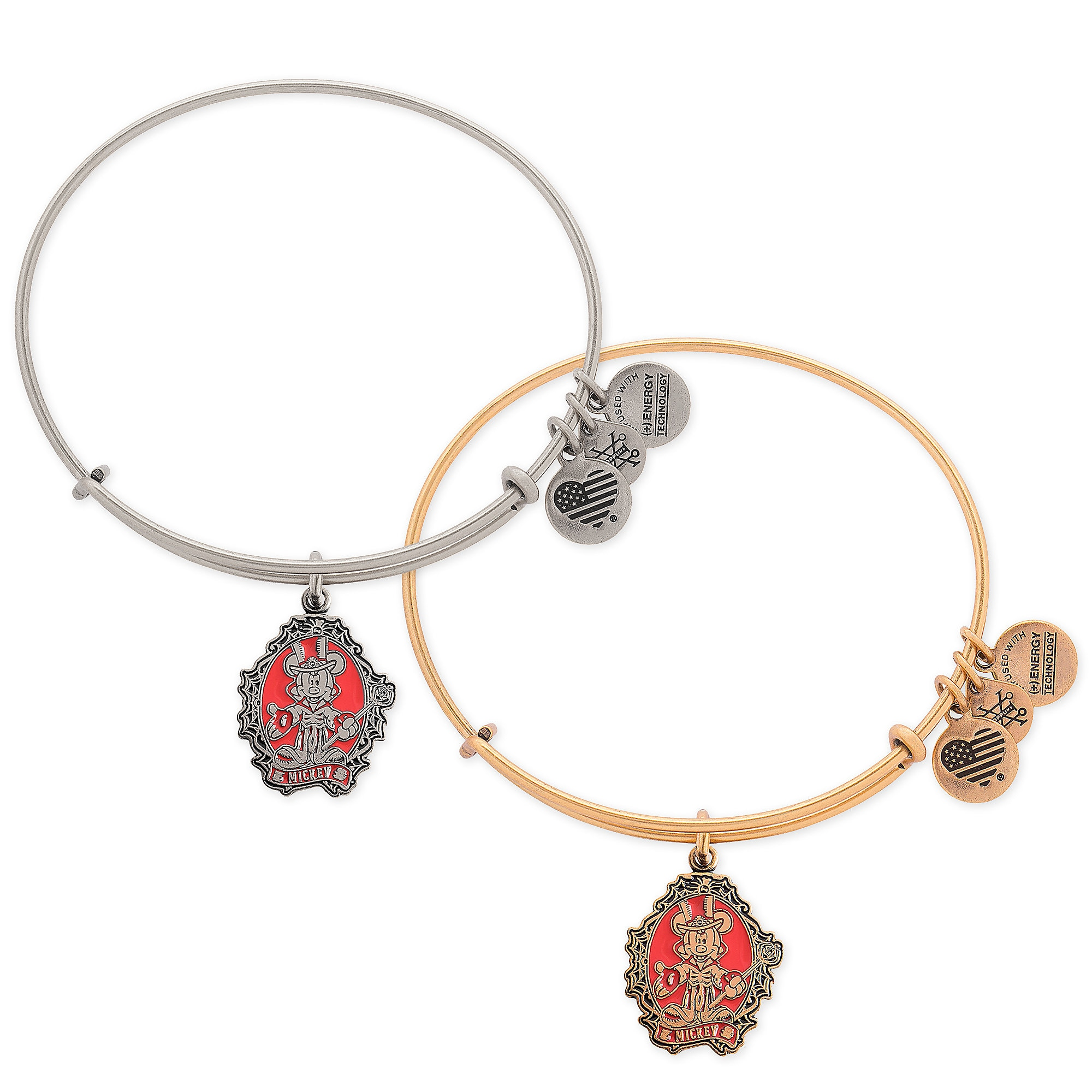 Mickey Mouse Halloween Bangle by Alex and Ani