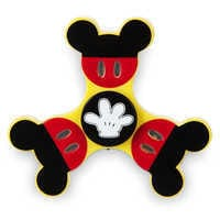 Image of Mickey Mouse Light-Up Fidget Spinner # 1