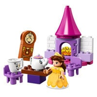 Image of Belle's Tea Party LEGO Duplo Playset # 1