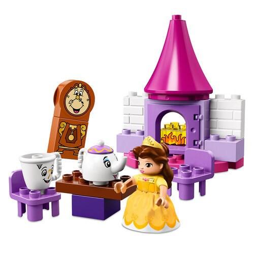 Belle's Tea Party LEGO Duplo Playset