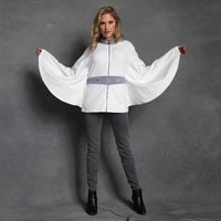 Princess Leia Cape Coat for Women by Her Universe