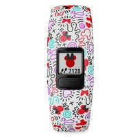 Image of Minnie Mouse Icon Garmin vivofit jr. 2 Activity Tracker for Kids by Garmin # 2