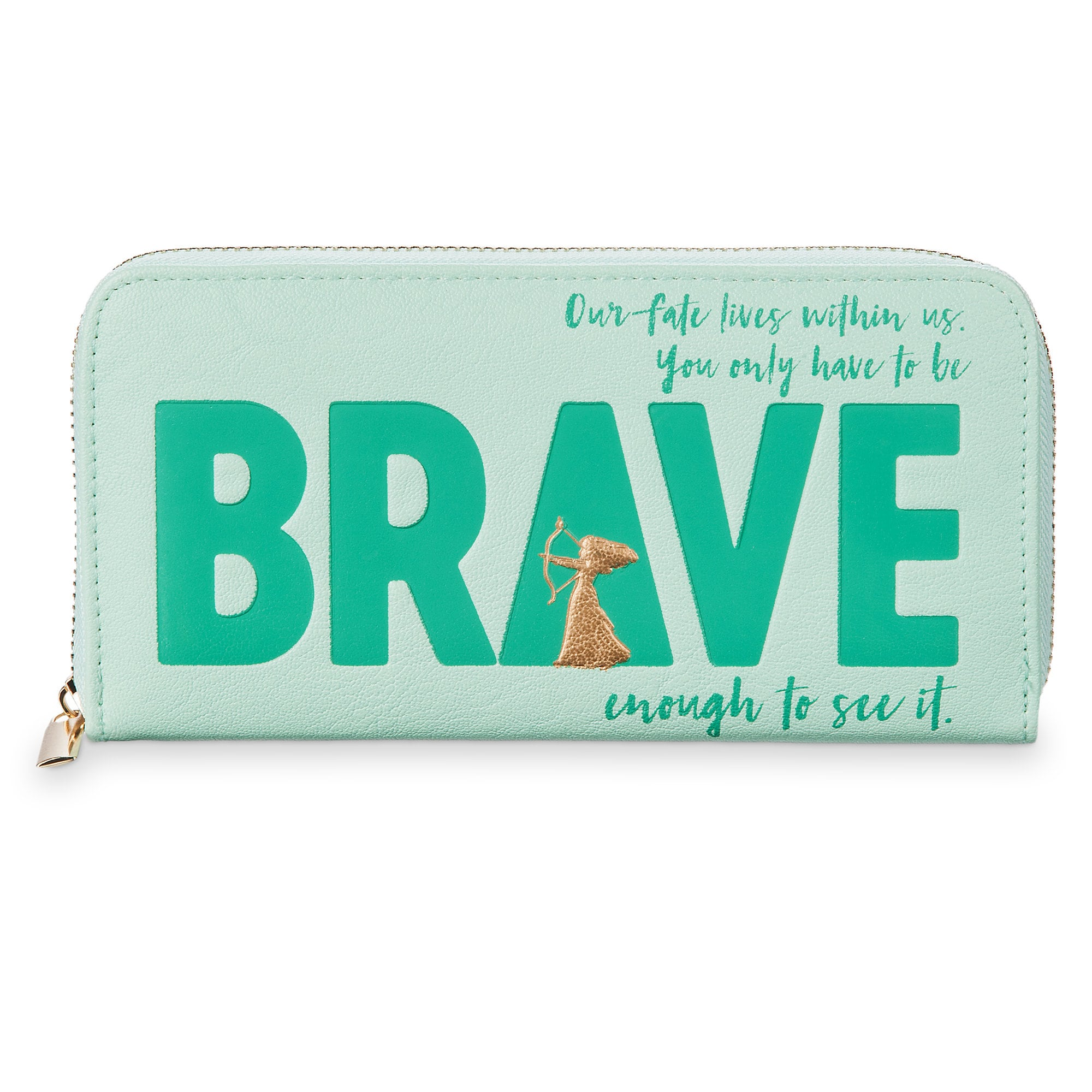 Merida Brave Wallet - Oh My Disney
