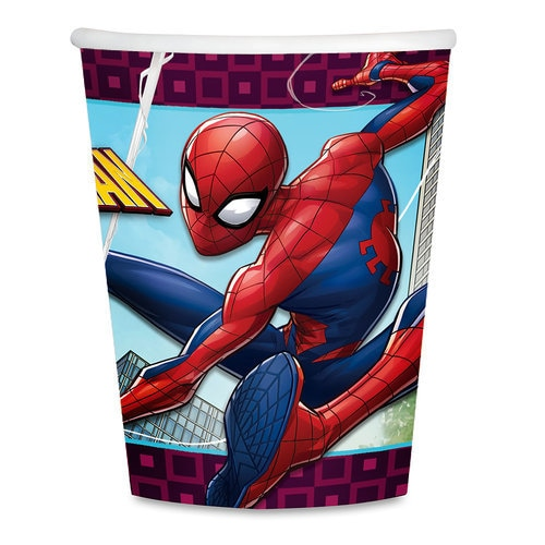 Spider-Man Webbed Wonder Paper Cups