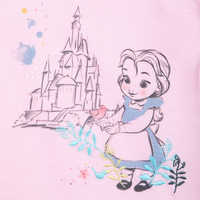 Image of Disney Animators' Collection Belle Top and Shorts Set for Girls # 3