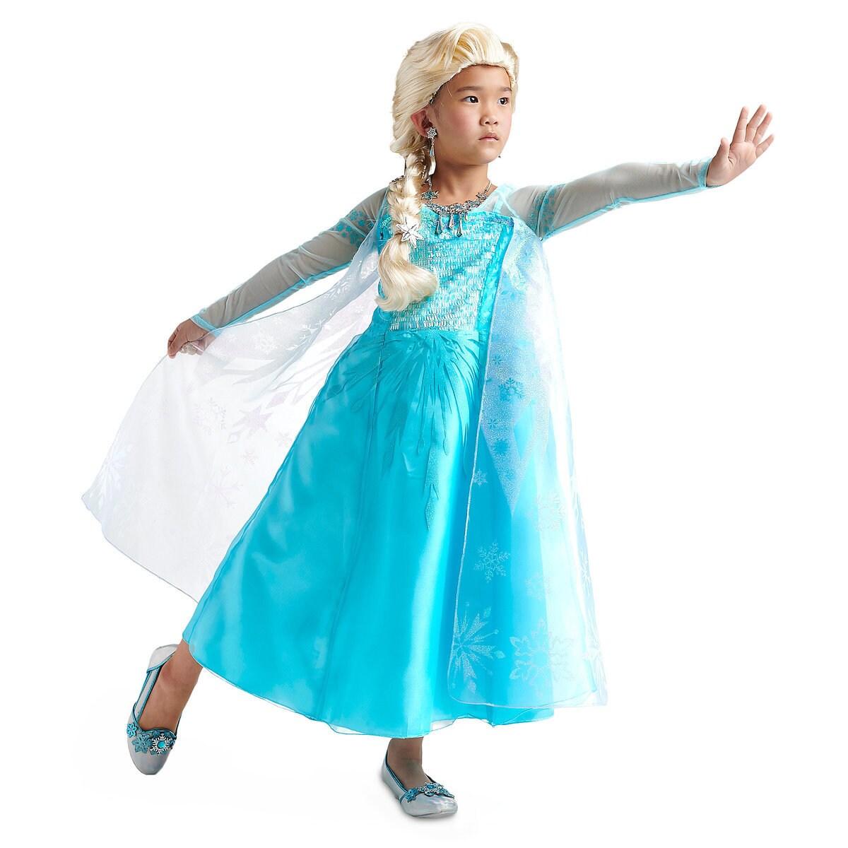 4b283c5441c Product Image of Elsa Costume for Kids - Frozen   2