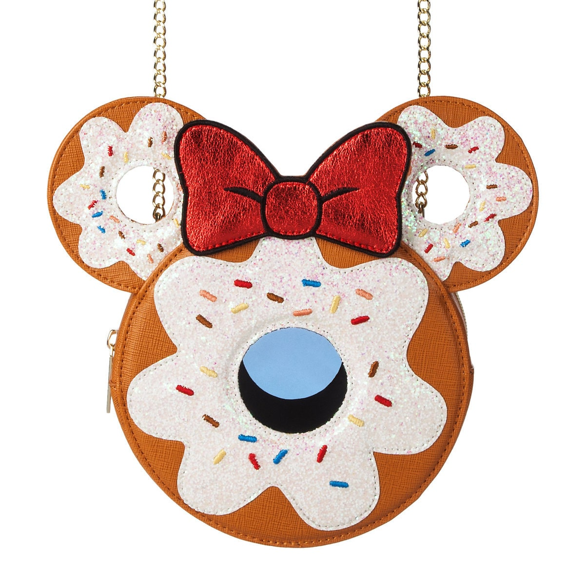 b05b96bdc Product Image of Minnie Mouse Donut Crossbody Bag by Danielle Nicole # 1