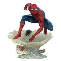 Image of Spider-Man Statue by Sideshow Collectibles # 1