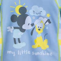 Image of Mickey Mouse Rash Guard for Baby # 3