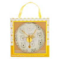 Image of Winnie the Pooh Jewelry and Tray Set # 3