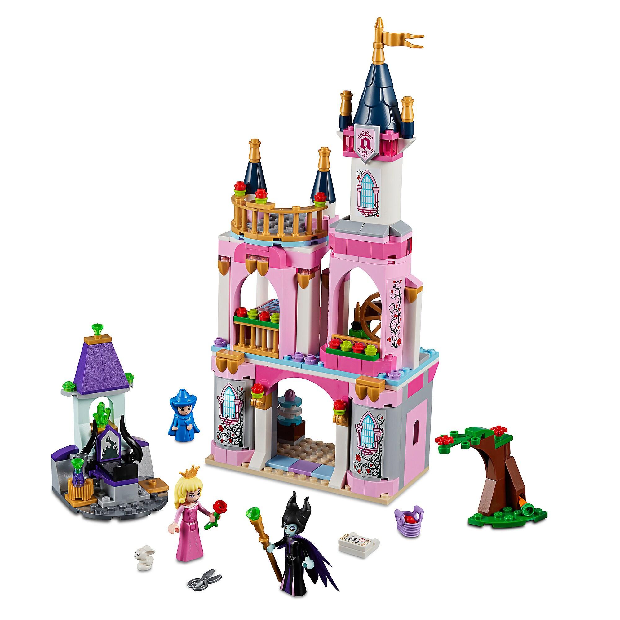 Sleeping Beauty Fairytale Castle Playset by LEGO