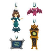 Image of The Haunted Mansion Mini Ornament Set # 1