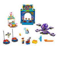디즈니 토이스토리4 버즈와 우디 레고 세트 Disney Buzz & Woodys Carnival Mania! Play Set by LEGO - Toy Story 4