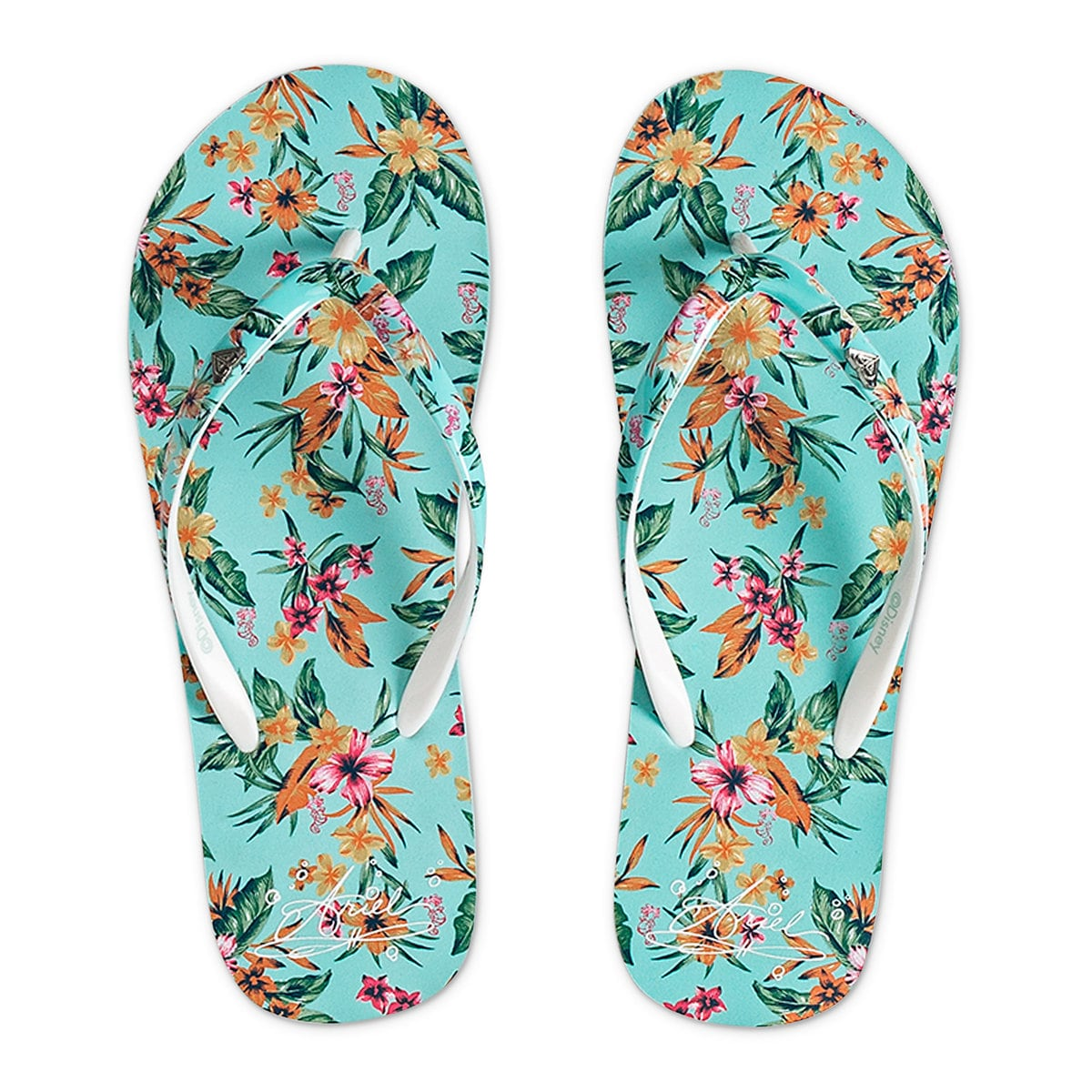 a834a725f057 Product Image of Ariel Flip Flops for Girls by ROXY Girl   1