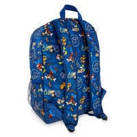 Image of Mickey Mouse and Friends Disneyland Backpack - 2019 # 2