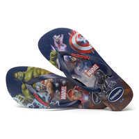 Image of Marvel's Avengers Flip Flops for Men by Havaianas # 4