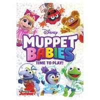 Image of Muppet Babies The Series: Time to Play! DVD # 1