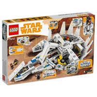 Image of Millennium Falcon Kessel Run Playset by LEGO - Solo: A Star Wars Story # 5