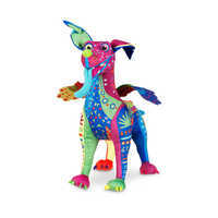 Image of Dante Alebrije Plush Figure - Coco # 1