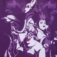 Image of Disney Villains Nightshirt for Girls # 2
