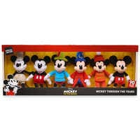 Image of Mickey The True Original Plush Set - Mickey Through the Years - Small # 3