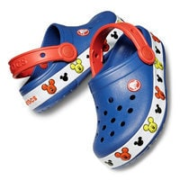Mickey Mouse Crocs™ Light-Up Clogs for Kids - Blue