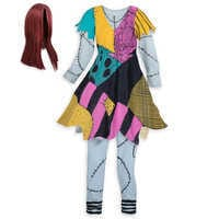 Image of Sally Costume for Kids - The Nightmare Before Christmas # 2