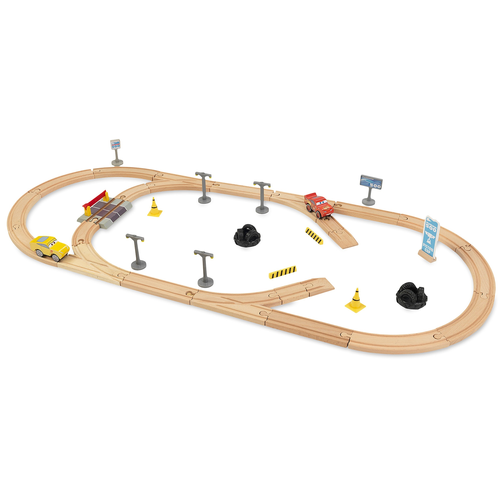 Cars 3 Build Your Own Track Pack