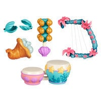 Image of The Little Mermaid Undersea Music Set # 1