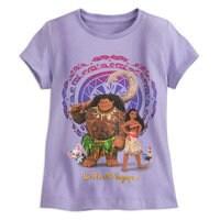 Moana T-Shirt - Girls