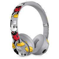 Image of Beats Solo3 Wireless Headphones - Mickey's 90th Anniversary Edition - Gray # 2