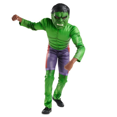 Hulk Costume Collection for Kids