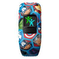 Image of Avengers vivofit jr. 2 Activity Tracker for Kids by Garmin # 5