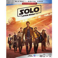 Image of Solo: A Star Wars Story Blu-ray Combo Pack Multi-Screen Edition # 1