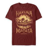 Image of The Lion King T-Shirt for Men - 2019 Film # 1