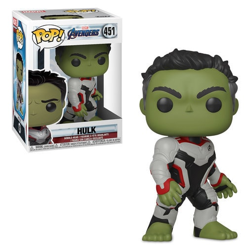 Hulk Pop! Vinyl Bobble-Head Figure by Funko - Marvel's Avengers: Endgame