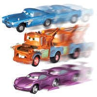 Image of Cars Secret Agents Pull 'n' Race Die Cast Set # 2