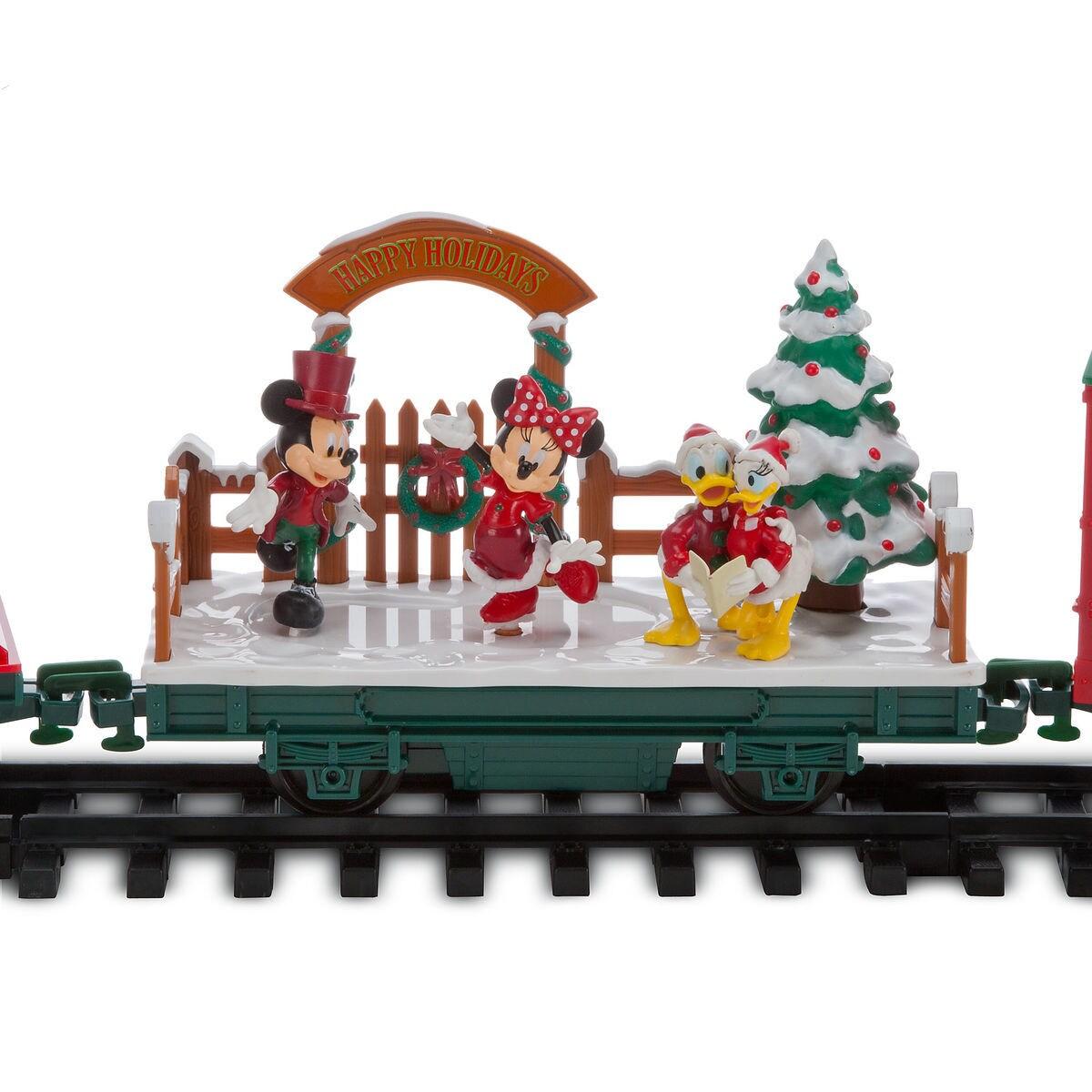 Disney Parks Holiday Train Set | shopDisney