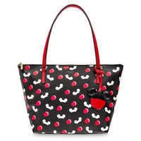 Image of Mickey Mouse Ear Hat Tote by kate spade new york - Black # 1