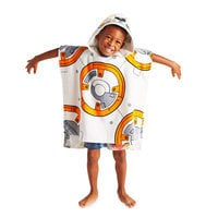 Image of BB-8 Hooded Towel for Kids - Star Wars # 2