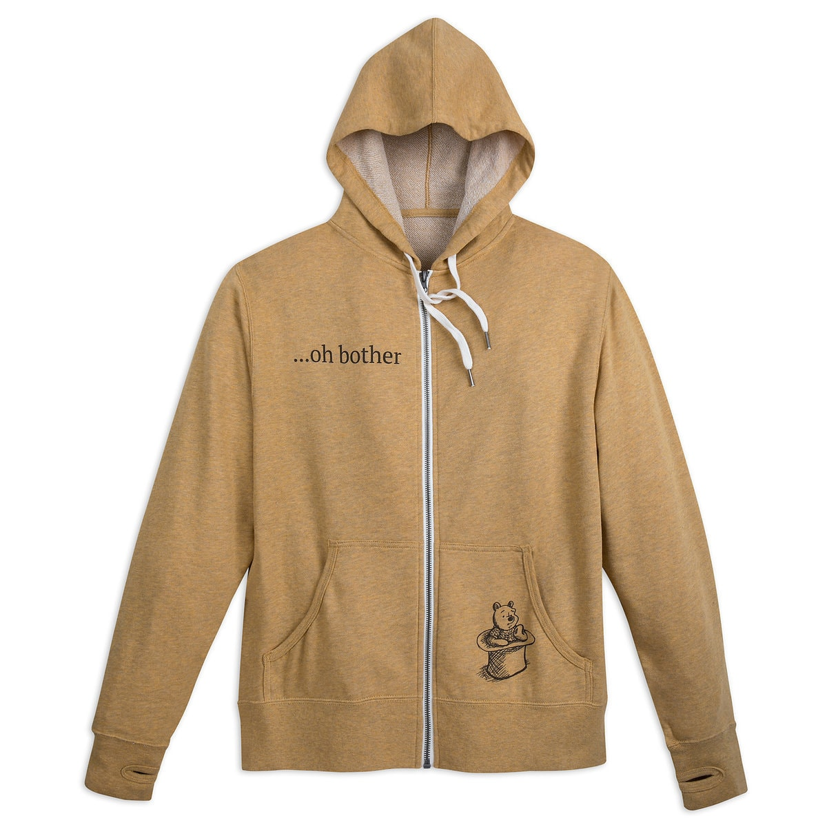 169b097ecacb Product Image of Winnie the Pooh Hoodie for Adults   1