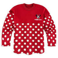 Image of Minnie Mouse Polka Dot Spirit Jersey for Girls - Walt Disney World # 1