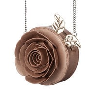 Image of Beauty and the Beast Enchanted Rose Crossbody Bag - Danielle Nicole # 3