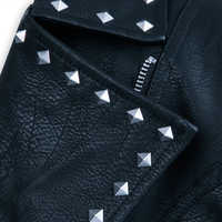 Image of Disney Villains Moto Jacket for Women - Plus Size # 9