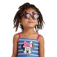 Image of Minnie Mouse Sunglasses for Kids - Pink # 2