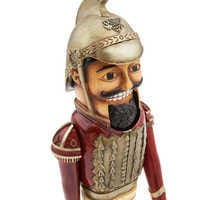 Image of Toy Soldier Nutcracker Figurine - The Nutcracker and the Four Realms - Limited Edition # 3