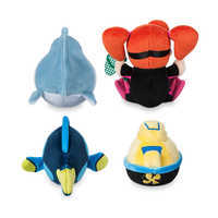 Image of Disney Parks Wishables Mystery Plush - Finding Nemo Submarine Voyage Series # 3